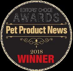 Pet Product News選定2019年 「エディターズチョイス賞」受賞製品