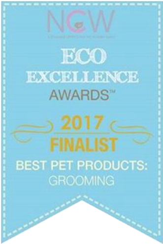 Eco Excellence Awards選定2017年 「全米グルーミング用品賞」ファイナリスト